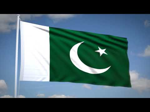 Studio3201 - Animated flag of Pakistan