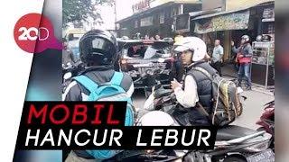 Kelar Deh, Tabrak Lari di Bandung Diamuk Massa!!