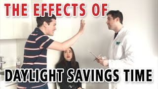 THE EFFECTS OF DAYLIGHT SAVINGS TIME   Nearly Funny Sketch comedy