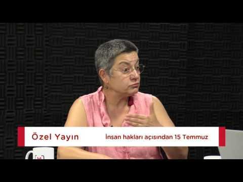 İnsan hakları açısından 15 Temmuz: Şebnem Korur Fincancı ile söyleşi