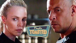 THE FATE OF THE FURIOUS MOVIE TRAILER REACTION - Double Toasted Review