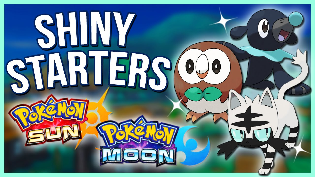 what is the chance of finding a shiny pokemon in sun and moon