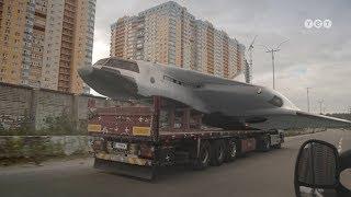 Межзвездный корабль в Киеве