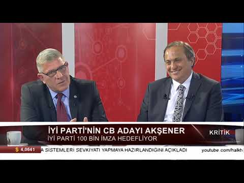 İyi Parti ne yapacak? - Kritik 26.04.2018 - Musavvat Dervişoğlu - Murat Gezici - Seyit Torun 2