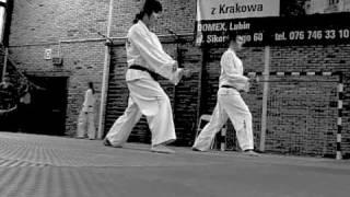 Taekwon do ITF  Układy mix   Mistrzostwa Makroregionu Dolnoślaskiego  Lubin 07 03  2009
