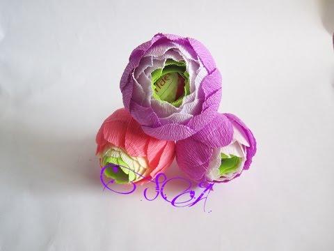 Ягоды из холодного фарфора - Цветочная феерия Ручная работа