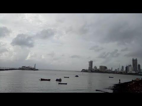 Let's have a ride Mumbai Haji Ali dargha &bandra bandstand-vlog