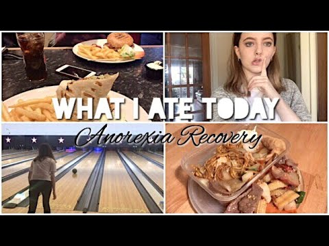 What I Ate Today, Exciting News & Bowling 🎳 | Emily's Recovery