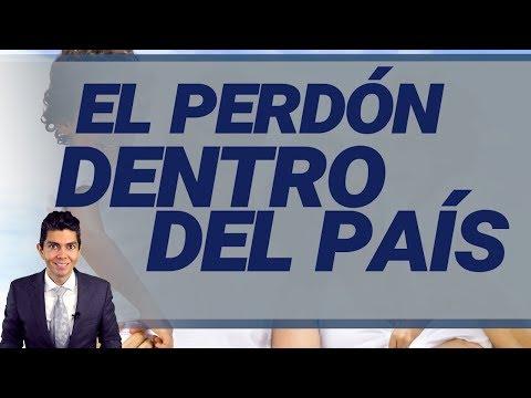 El Perdón Dentro del País:  4 Cosas Importantíssimo [2018]