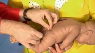 как сделать соскоб ребенку на стекло в домашних условиях