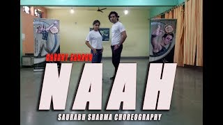 NAAH DANCE CHOREOGRAPHY I HARRDY SANDHU I DANCE COVER I EASY DANCE CHOREOGRAPHY I THE RIGHT MOVES