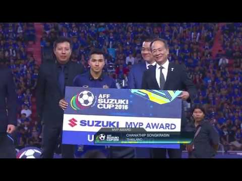AFF Suzuki Cup Most Valuable Player Chanathip Songkrasin
