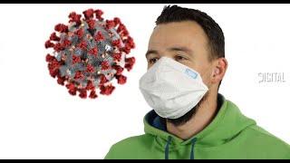 Как да си направим сами медицинска маска против Коронавирус почти безплатно.