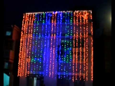 Diwali Decoration Lighting  YouTube