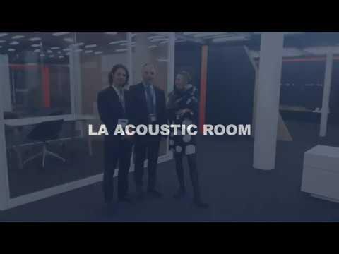 Fantoni: La Acoustic Room
