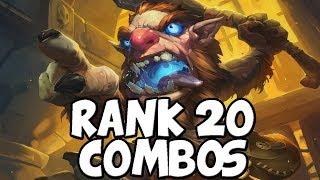 Rank 20 Combos [Hearthstone]