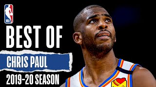 CP3 Season Highlights | The Best of Chris Paul 2019-20