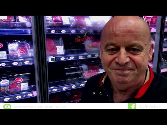 Grillade géante  afin de promouvoir la viande péi,  en partenariat avec Leclerc Portail.