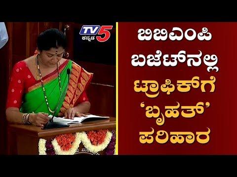 ಇದು ಬಿಬಿಎಂಪಿ ಬಜೆಟ್ನ ಹೈಲೈಟ್ಸ್ | BBMP Budget 2019 | BBMP Budget Highlights | TV5 Kannada