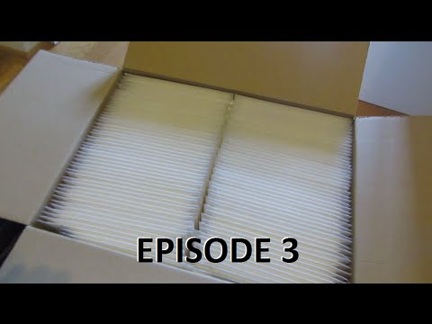 Movie Bargain Hunting (Episode 3: Jiffy Bag Overflow)