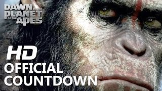 Dawn of the Planet of the Apes | 'Gorilla' Trailer Countdown | Clip HD