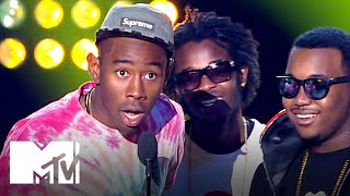 Tyler, The Creator's Most Memorable MTV Moments