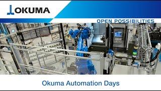 Automation Days - FA Automatisierung Beispiele
