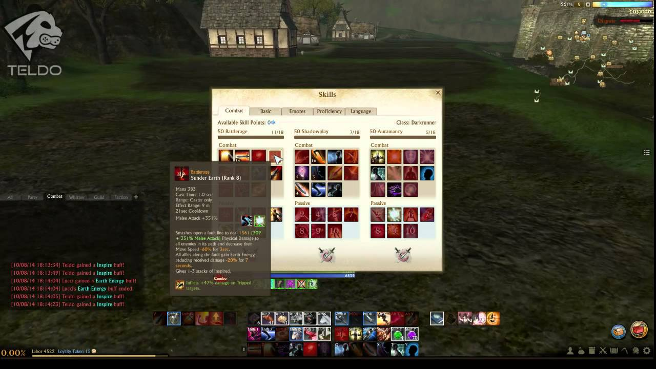 Archeage Build Fr