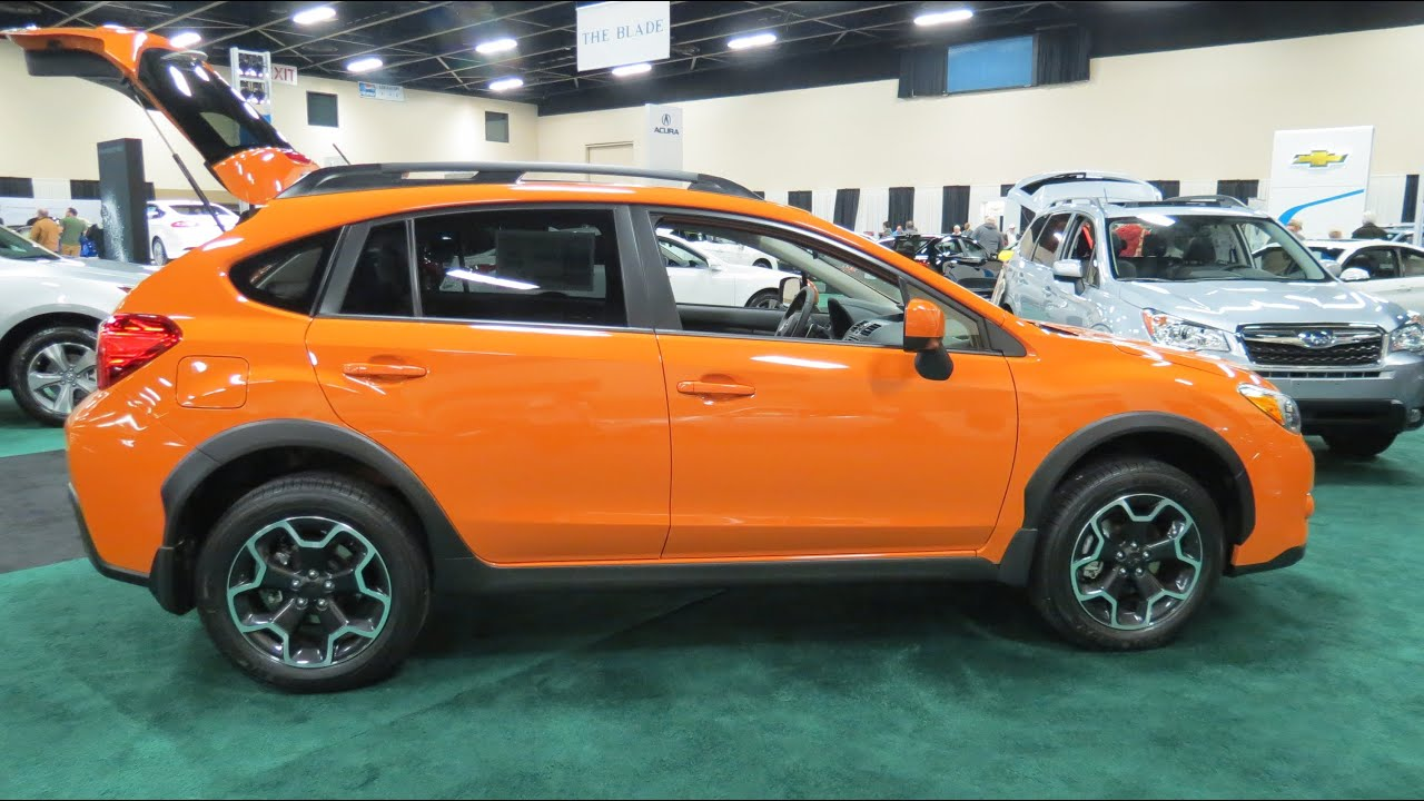 2014 subaru xv crosstrek limited at the 2014 toledo. Black Bedroom Furniture Sets. Home Design Ideas