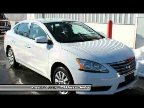 Nissan Of Bourne >> 2015 Nissan Sentra Bourne Ma N13067 Youtube