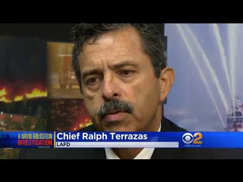 CBS2 Investigation: Did DA's Office Go Easy On 2 LA Firefighters Who Nearly Suffocated Stranger