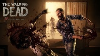 The Walking Dead - PC Game Gameplay