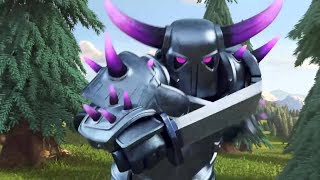 CLASH OF CLANS TROPHY PUSH RAIDING AND LOOT SNIPING. PEKKAS, GIANTS AND GOBS...OH MY!!!