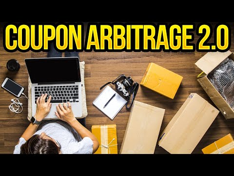 The NEW Way to Do Coupon Arbitrage on Amazon [Reselling Coupon Code Products]