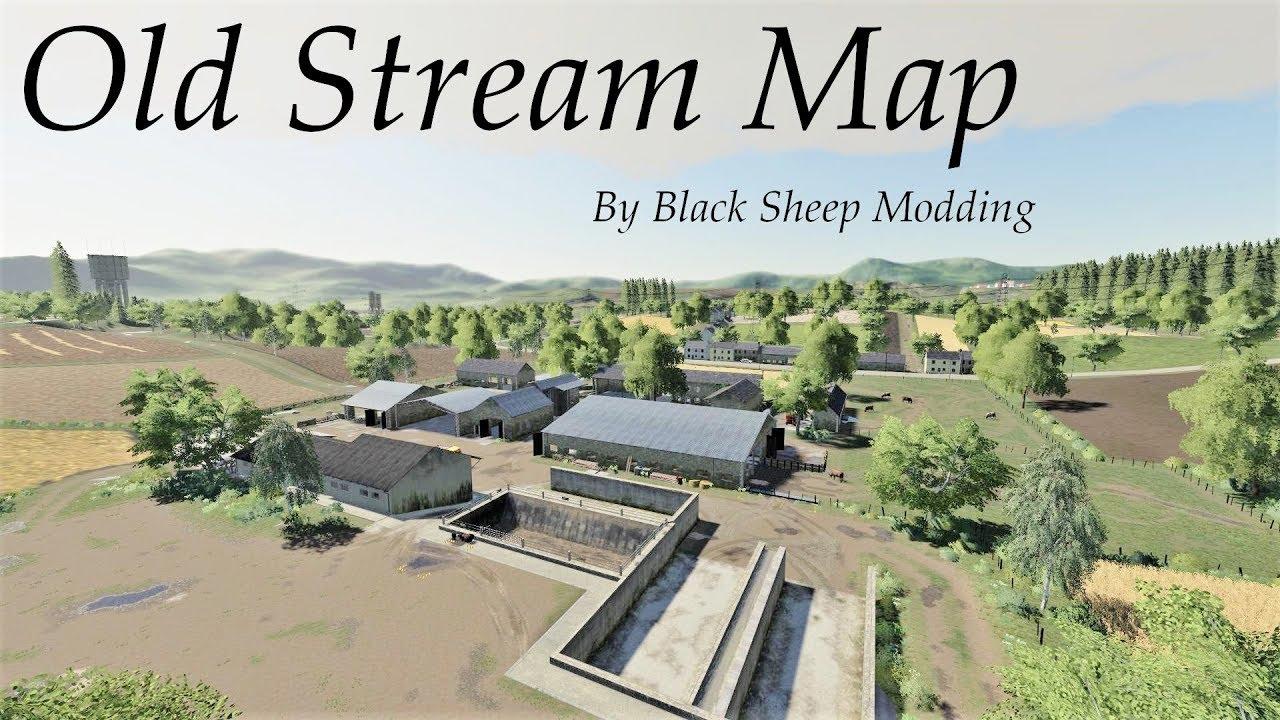 black sheep stream