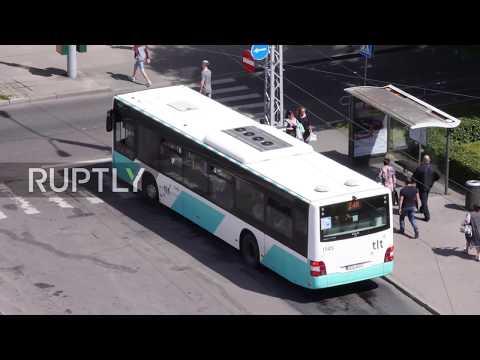 Estonia: Free public transport rolls out across Estonia