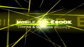 Camping & Outdoor Recipes,mobile App Ebook