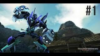 Transformers Universe gameplay #1 | The Autobots
