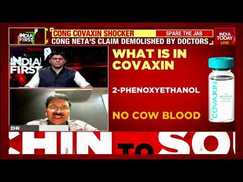 What is in Covaxin? Dr. Ravi Malik on India Today