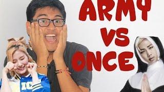 ARMY vs ONCE // Edy
