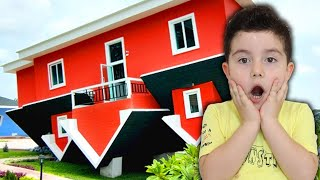 Yusuf and Uncle's inverted house story