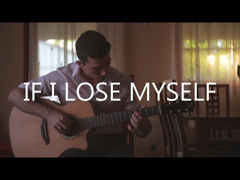 If I Lose Myself – OneRepublic (fingerstyle guitar cover by Peter Gergely)