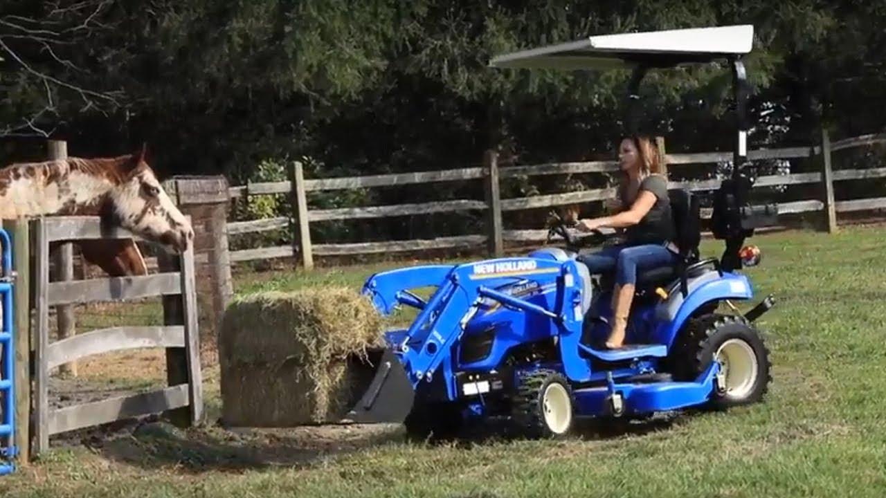 Workmaster 25s Small Tractor Comparison