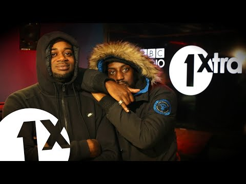 Capo Lee Freestyle For Sir Spyro on 1Xtra