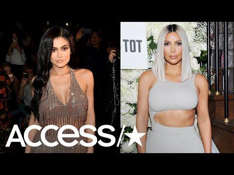 Kim Kardashian & Kylie Jenner's Beauty Brands Face Backlash On Social Media