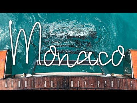 Княжество Монако, Казино Монте Карло, Франция, Лазурное побережье - Четвёртая часть
