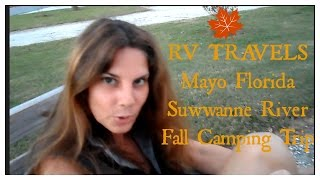 RV TRAVELS~ Fall Camping ~ ON THE ROAD AGAIN & LOVING IT !