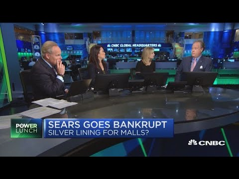 Sears bankruptcy not a bad thing for malls, says pro