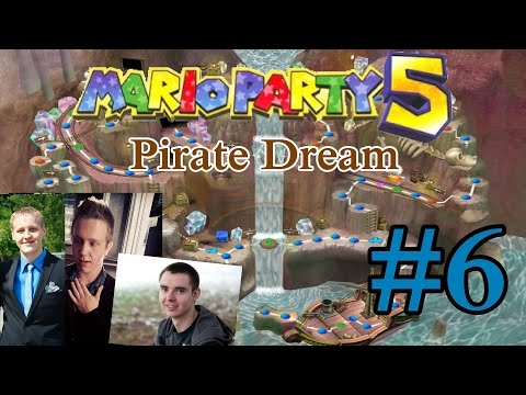 Mario Party 5 (Pirate Dream) - Episode 6: Board Finale!