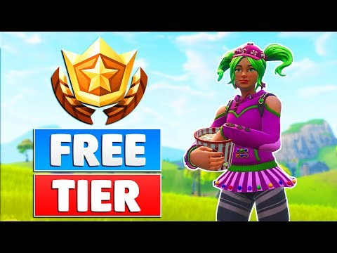 "HOW To Get A ""FREE BATTLE PASS"" Tier In Fortnite"